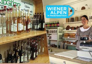 Krajem rodinných farem: Ochutnejte v Rakousku vinné pečivo i farmářské produkty