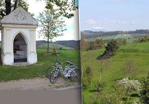 Tip na výlet za hranice: Rakouskými Alpami na kole i pěšky