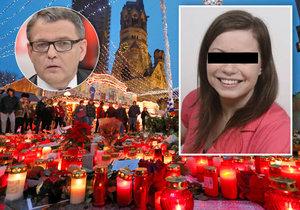 """Zaorálek volal muži mrtvé Češky. """"Za tragédii může Merkelová,"""" útočí Mach"""