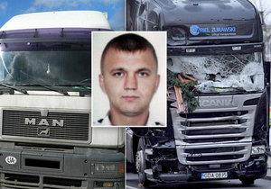 Šílence inspiroval Berlín: Podřízl ženu s dcerou a kamionem chtěl vraždit