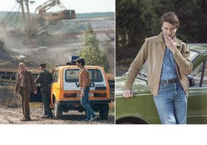 Svět pod hlavou: Seriál za 100 milionů, ale džíny po tatínkovi!