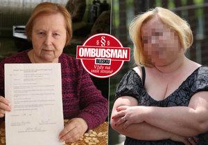 Magdalena chce byt, který dala dceři. Ombudsman Blesku: Dar vzít zpátky nepůjde