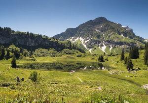 Letní Alpy zvládnou i rodiny s dětmi: Bregenzský les je plný dobrodružství!