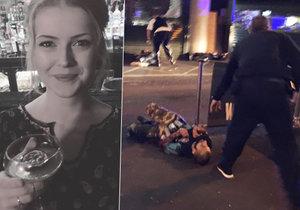 Na Rhiannon (19) běžel útočník s mačetou. Teď hledá taxikáře, který ji zachránil