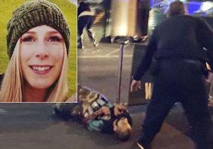 Do Londýna přiletěla za láskou, měli se brát: Nevěsta zemřela snoubenci v náručí. Teroristé ji zabili dodávkou