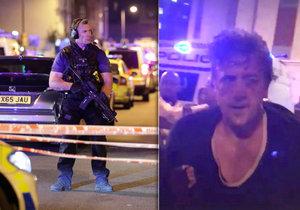 Do muslimů v Londýně najel Darren (48). Teroristou v dodávce byl táta čtyř dětí