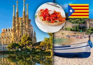 Bouřlivé Katalánsko si získalo srdce turistů: 7 důvodů, proč tam vycestovat!
