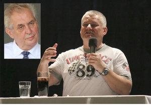 Zemanova milost opilému řidiči: Po Kajínkovi další případ, kdy porušil slib