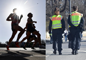Teroristé chystali útok na půlmaraton. Chtěli se pomstít za vraha z vánočních trhů