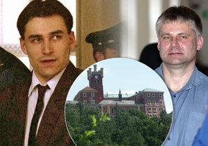 Útěk z Mírova, o kterém se nemluví: Doživotně odsouzený vrah pomáhal Kajínkovi, nakonec vycouval