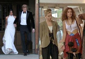 Meghan bez Harryho dopadla jako Pretty Woman! Návrháři ji vyhnali, nebyla známá!