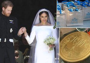 Dárkovou tašku ze svatby Harryho obratem prodala: Za 600 tisíc!