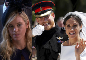 Princ Harry si těsně před svatbou volal se svou ex! Jeho slova ji zdrtila