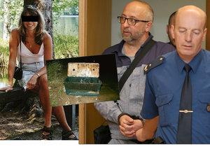Bestiální vrah, který ukryl tělo milenky na dně Orlíku, je volný! Soud nařídil propustit Mikuše