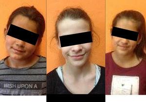 Policie našla pohřešované dívky z Ostravska: Jsou v pořádku