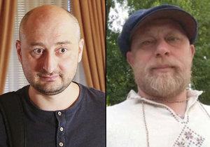 """Babčenkovův """"vrah"""" promluvil: Popřál jsem mu hodně zdraví, když ležel ve falešné krvi"""