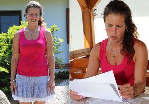 Dluhy za manžela platí i po rozvodu: Veronika mu podepsala spoluručitelství na směnku