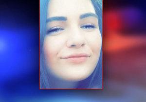 Míša (14) z Olomouce utekla z domova, neviděli jste ji? S přítelem mohla zamířit do Prahy