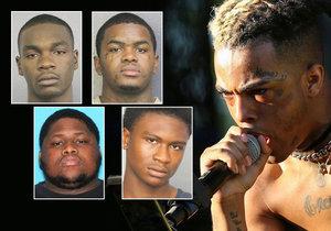 Další vrah slavného rappera dopaden! Mladík (22) se skrýval u své sestry