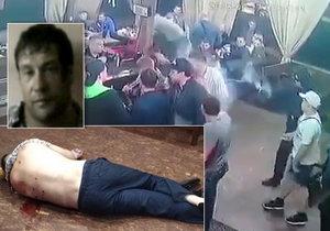 Popraven jako prašivý pes. Mafiána Sašu (†39) zastřelili při oslavě propuštění z basy