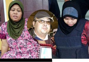 """""""Mami, napálili mě."""" Matka jedné z žen obviněných z vraždy bratra Kim Čong-una prolomila mlčení"""