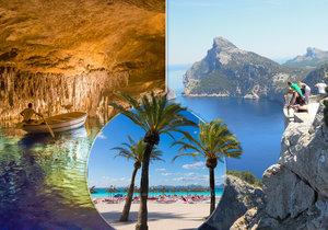 Mallorca: 3 důvody, proč sem jet na konci sezony