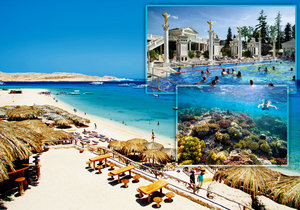 Kam vyrazit za teplem na sklonku sezony? Ohřejete se v Řecku, Turecku i na Slovensku!