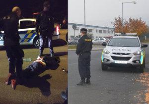 Střelba v Rokycanech: Policie obvinili podezřelého z pokusu o vraždu