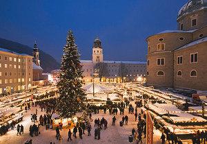 Vánoční trhy v Rakousku: Objevte kouzlo adventu u našich sousedů!