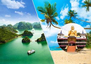 Exotická Srí Lanka: 8 důvodů, proč je rájem na zemi
