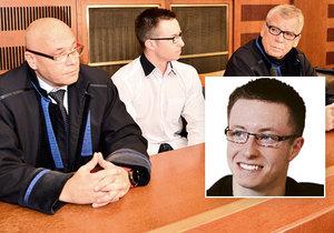 Šok: Nečesaný se proti svému zproštění viny ohradil u Ústavního soudu!
