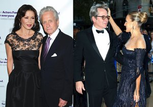Kdo z celebrit žije ve šťastném manželství?