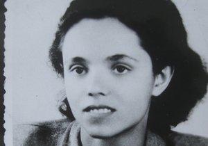 Helena Maršíková, cca rok 1946