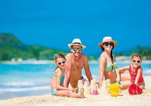 Letní sezóna odstartovala! Kam letos vyrazit za sluníčkem?