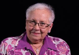 Helena Faberová v roce 2018
