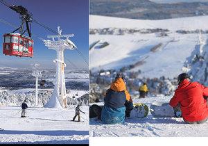 Sasko: Zahraniční lyžování hned za hranicemi!