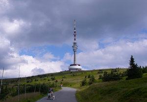 Lyžování i turistika v okolí Praděda - okuste Jeseníky