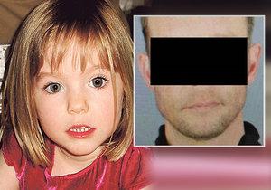 Zvrhlík podezřelý z únosu Maddie: Hrozivé detaily a útok ze zálohy!
