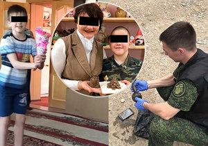 Politička údajně zavraždila vlastního syna (†12)! Tělo našli v základech domu!