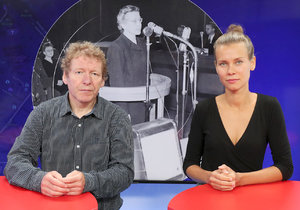 Epicentrum: Promítání na pultíku a plakáty plnící zem. Jaká byla Milada Horáková?