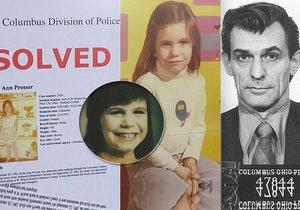 Vraždu holčičky (†8) vyřešili po 38 letech: Pomohly vzorky DNA