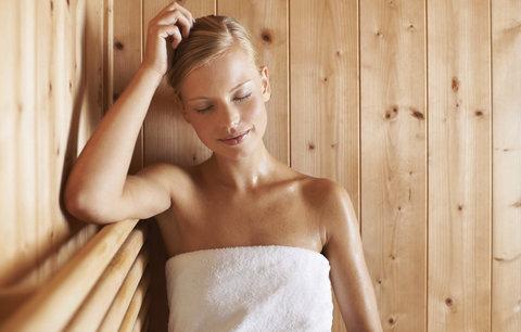 Sauna v létě: Co může udělat s vaším zdravím a kdy do ní rozhodně nechodit?