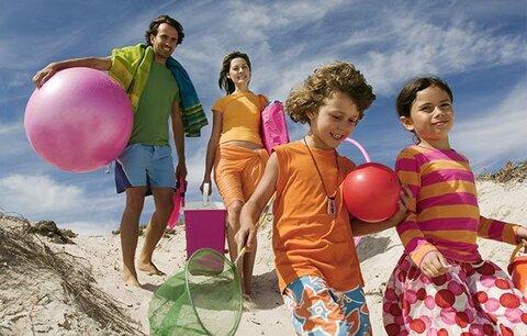 5 nejlepších míst v Itálii pro rodiny s dětmi