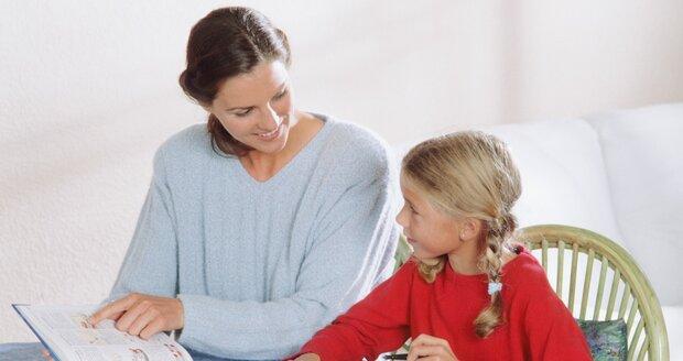 (ilustrační foto) Při učení dětí s poruchami »dys« je nejdůležitější bezbřehá trpělivost.