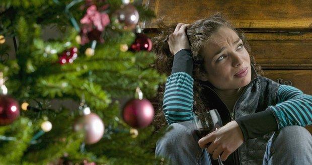 Štědrý den bez dětí, kterého jsou u bývalého partnera, je tak trochu očistec