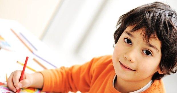 Poruchami učení trpí častěji chlapci než dívky