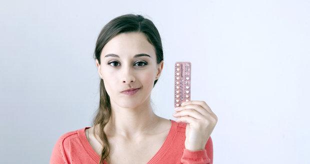 Pilulky můžou být v některých případech skutečně riziko pro cévní systém