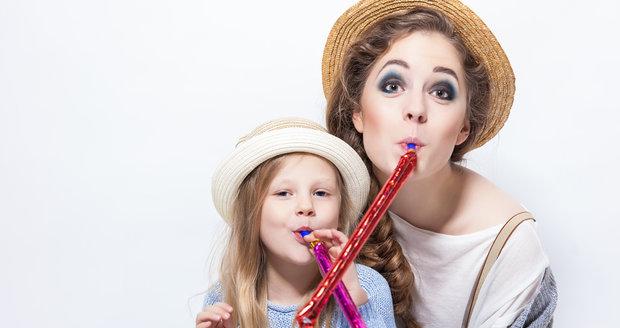 Mateřství můžete brát jako oběť. Nebo jako svého druhu skvělou zábavu. Doporučujeme to druhé!