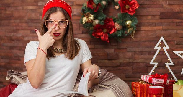 Vyhýbají se vám vánoční trapasy nebo také nějaké máte za sebou?