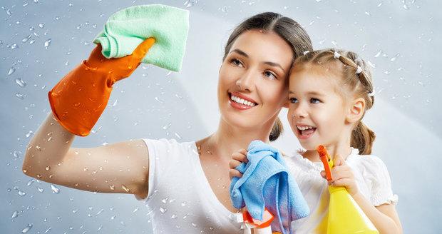 Pomáhají vám děti rády? Teď ještě, aby jim to vydrželo